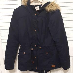 Only Jacket. Navy. Size L